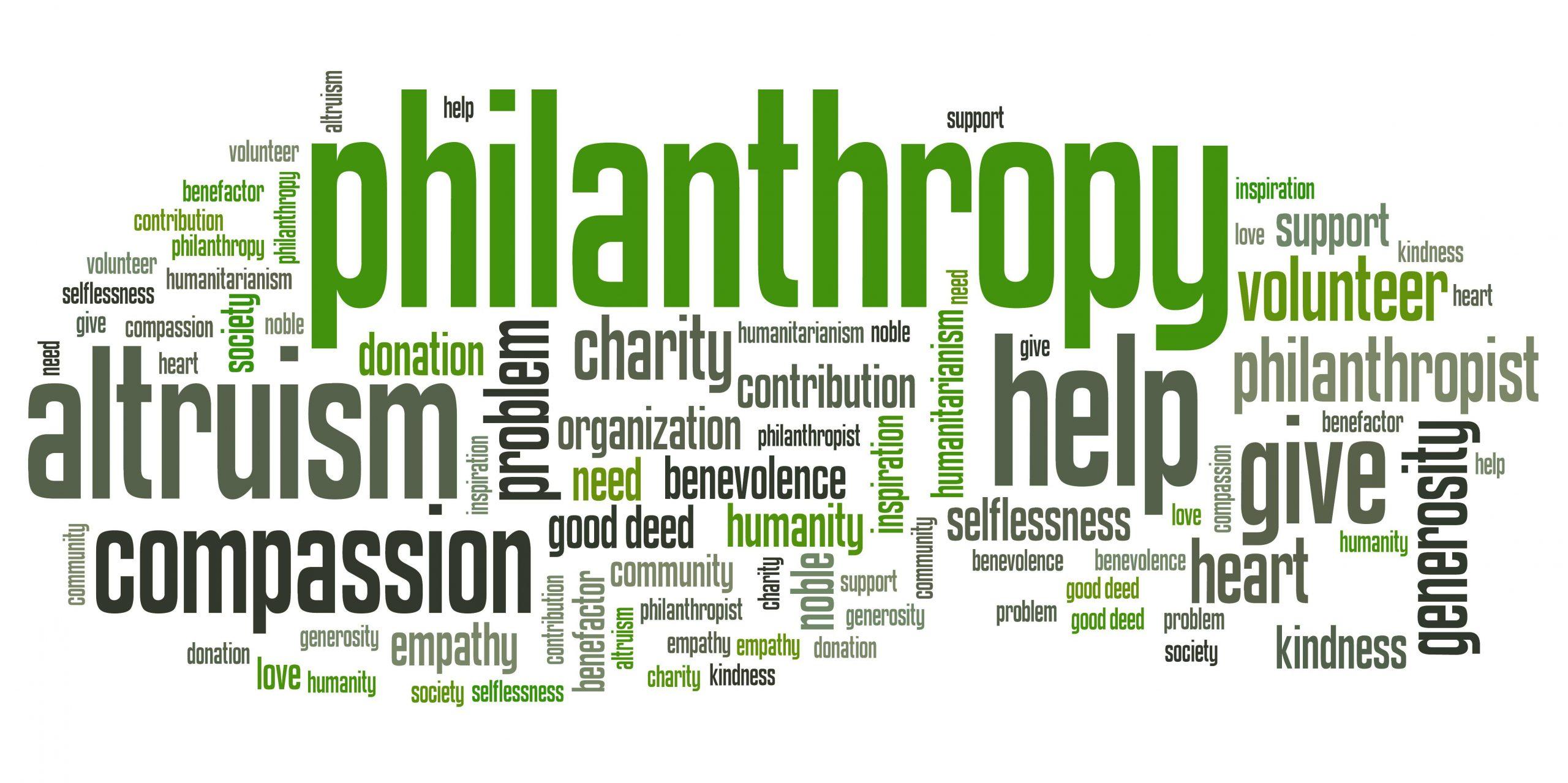 Philanthropy 2