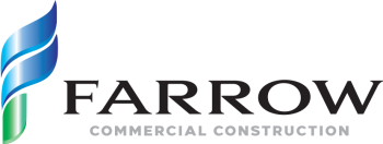 Final Farrow Commercial Construction Logo
